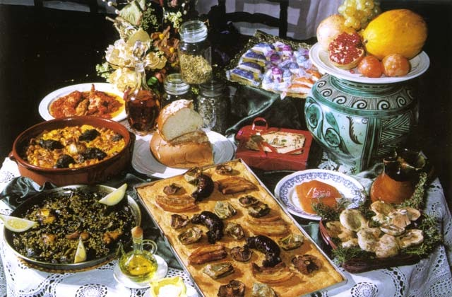 A gastronomic route around the world